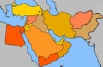 Geography Game Middle East
